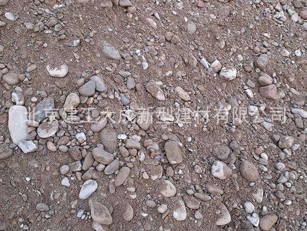 级配砂石料